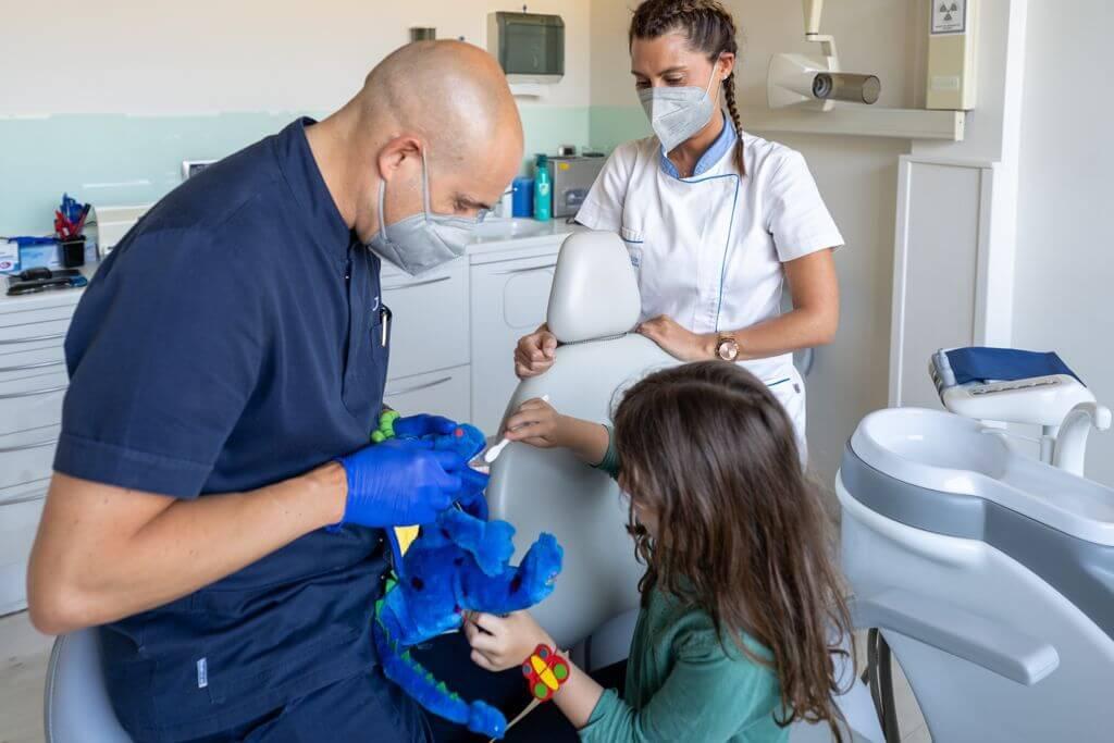 PADI Clínica dental garaizar
